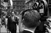 TV news crew - Barrack Street Sydney 1963