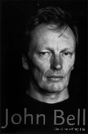 Actor John Bell - Book cover biography c.1982